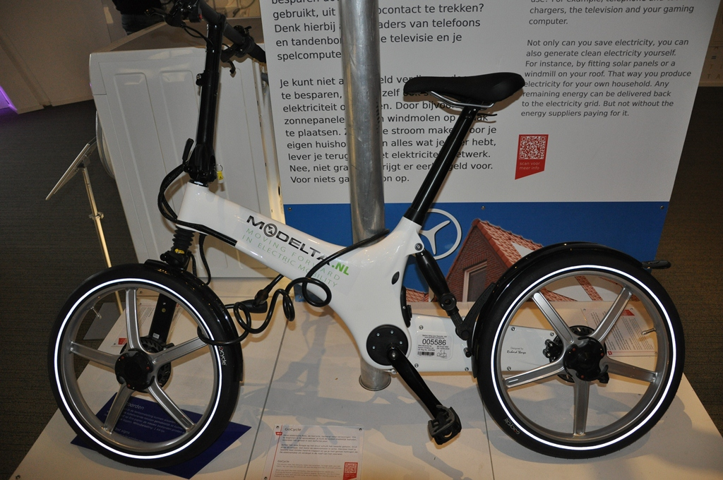 Electric Bicycle 1