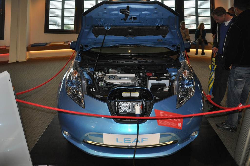 The Nissan Leaf 2