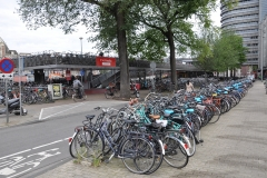 Bicycle Parking Garage