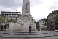 John in the Dam Square 1