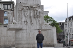 John in the Dam Square