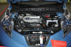 The Nissan Leaf 1