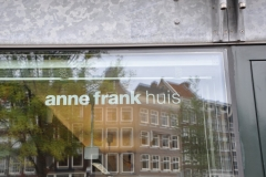 Window of the Anne Frank House