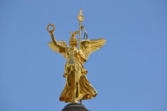 Gold from the Victory Column