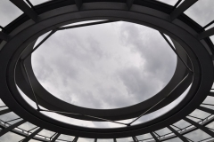 Roof of the Reichstag building 1