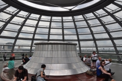 Roof of the Reichstag building 2