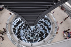 Roof of the Reichstag building 3
