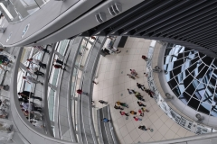 Roof of the Reichstag building 4