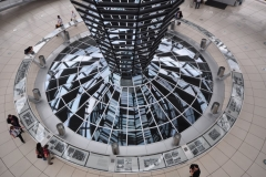 Roof of the Reichstag building 8