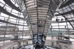 Roof of the Reichstag building 9