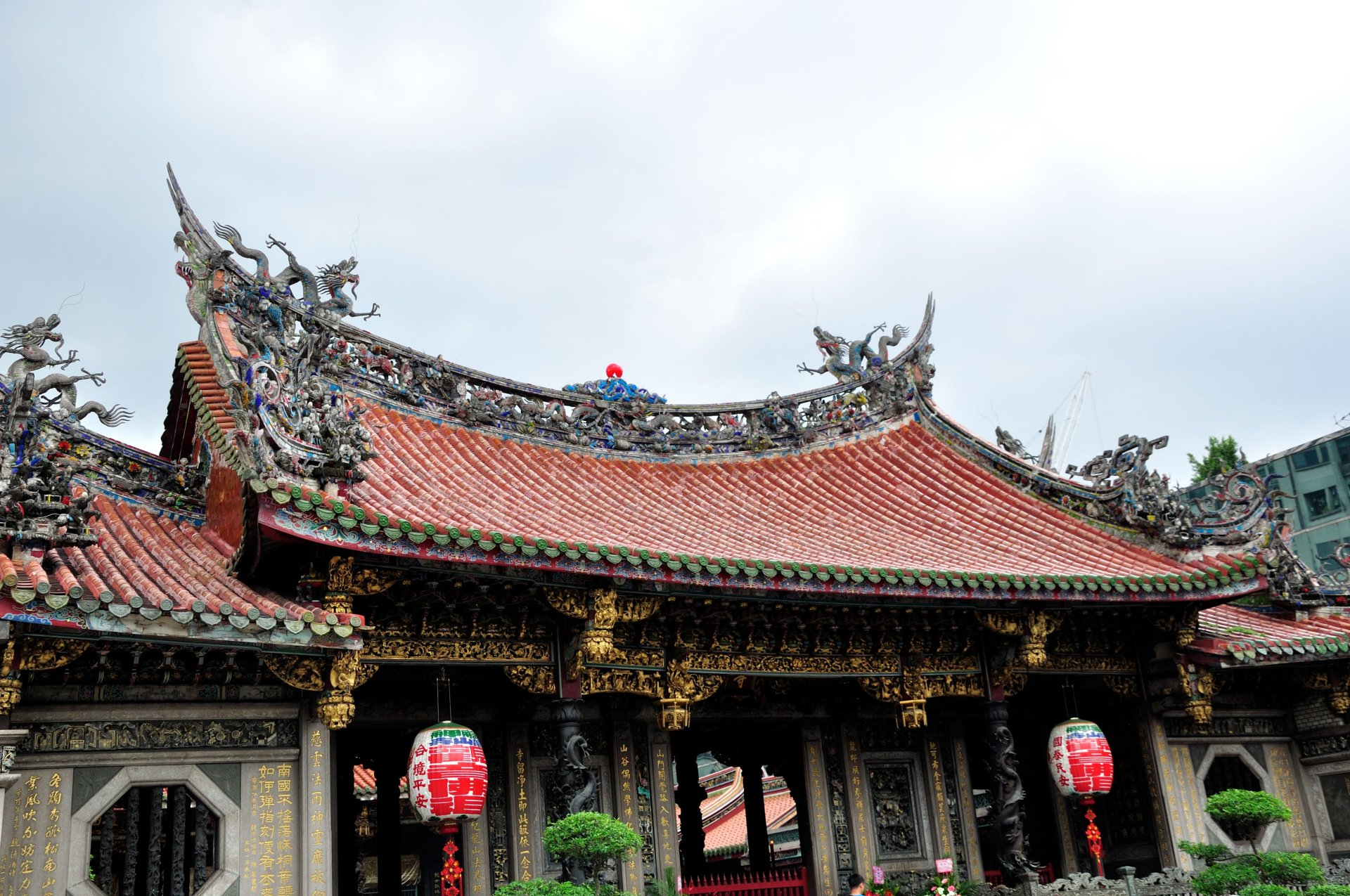 Lungshan Temple 8