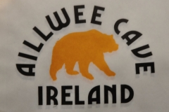 Aillwee Cave sign