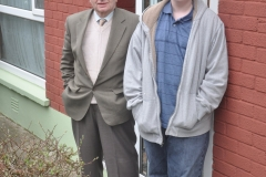Kevin and Grandad