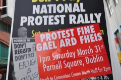 Household Tax Protest