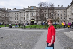 Kevin At Trinity College