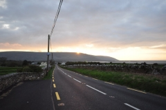 The road to Galway