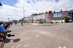 The town of Cobh Ireland