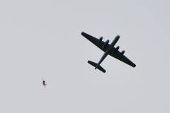 B29 Bomber and X1