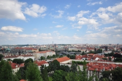 View from Prague Castle 1
