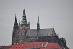 View from the top of the Astronomical Clock 7