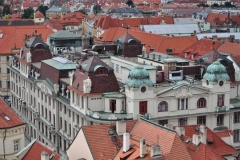View from the top of the Astronomical Clock 8