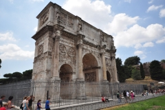 Arch of Constantine 315 AD