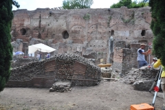Archaeological excavations @ The Roman Forum 3