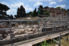 Archaeological excavations @ The Roman Forum