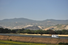 Pictures from the train to Rome 11