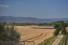 Pictures from the train to Rome 7