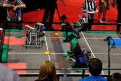 Robotic Competition 16