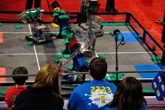 Robotic Competition 17