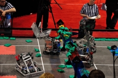 Robotic Competition 18