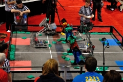 Robotic Competition 20