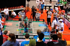 Robotic Competition 40