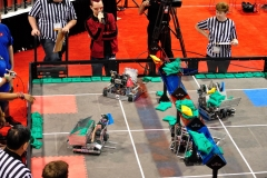 Robotic Competition 6