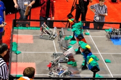 Robotic Competition 8