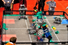 Robotic Competition 9