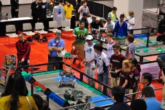 Robotic Competition with Kevin